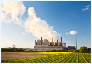 lignite power plant